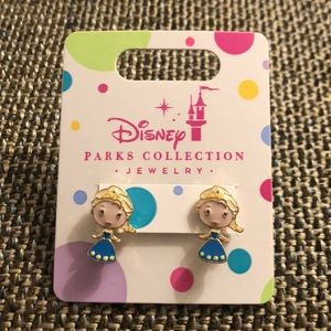 Disney Parks Collection Elsa Earrings